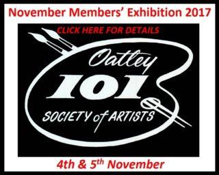 Oatley 101 Nov 17 Art Show