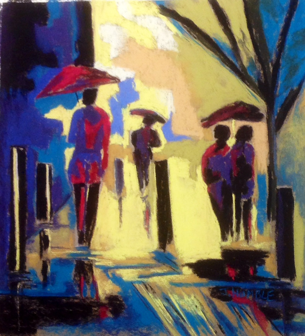 Walking In The Rain Ozart Finder