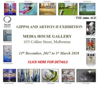 Gippsland Artists II Ex. Ad sb
