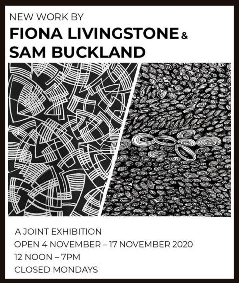 Joint Exhibition By Fiona Livingstone And Sam Buckman Ozart Finder
